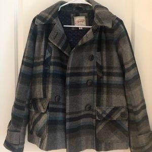Woman's Pea Coat